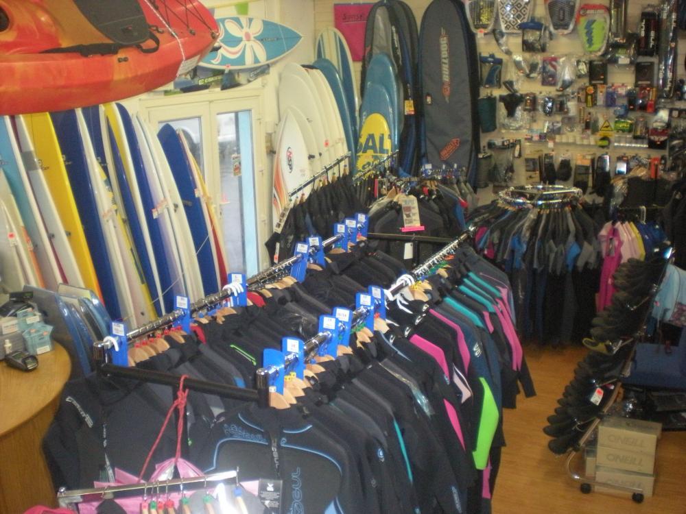 421362ecf3abc Sunset Watersports Shop surf shop, wetsuit, watersports shop
